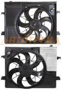 Диффузор радиатора в сборе KIA CERATO 09-