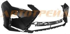 Бампер передний LEXUS RX350/RX450H 15- под омыватели