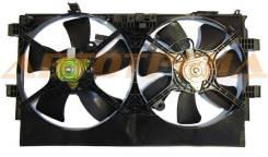 Диффузор радиатора в сборе MITSUBISHI LANCER 07-/ASX 10-/OUTLANDER XL/CITROEN C-CROS