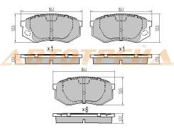 Колодки тормозные FR MITSUBISHI CANTER FB4##/FE6## ST-MC886334