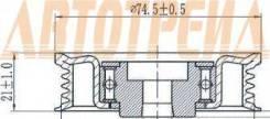 Натяжной ролик приводного ремня MMC GALANT 2,5 96-04/L200 3,0 96-06/PAJERO II 3,0-3,5 90-00/PAJERO S