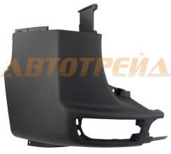 Клык заднего бампера MERCEDES SPRINTER 05-/VW CRAFTER 06- LH