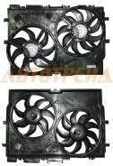 Диффузор радиатора в сборе FIAT DUCATO/PEUGEOT BOXER/CITROEN JUMPER 2.2TD/3.0 06-