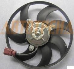Диффузор радиатора AUDI A3 03-/SKODA OCTAVIA 04-/VOLKSWAGEN JETTA 05-