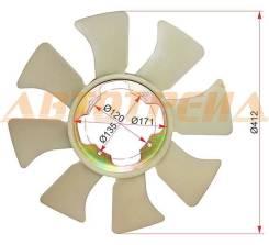 Крыльчатка вентилятора NISSAN ATLAS F22\H41 TD27 89-95