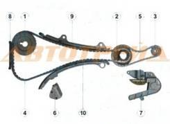 Комплект для замены цепи ГРМ NISSAN QR20DE/QR25DE 00-