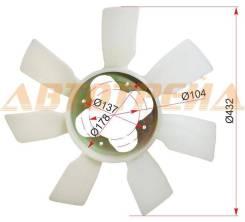 Крыльчатка вентилятора TOYOTA 1-3RZF#,2TR-FE