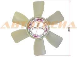 Крыльчатка вентилятора ISUZU FORWARD 89-96 6BG1/6BF1