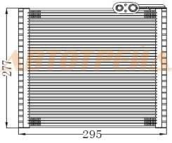 Испаритель кондиционера TOYOTA CAMRY 40/50 06- /HIGHLANDER 07-/LEXUS RX270/350/450H 09-