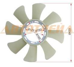 Крыльчатка вентилятора ISUZU ELF 93-06 4HF1/4JG2/4HG1