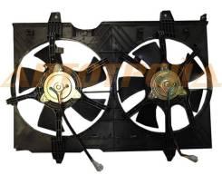 Диффузор радиатора двойной в сборе NISSAN X-TRAIL T31 07-