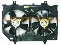 Диффузор радиатора двойной в сборе NISSAN X-TRAIL 00-07
