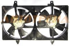 Диффузор радиатора двойной в сборе NISSAN TEANA 03- ST-DTW3-200-0