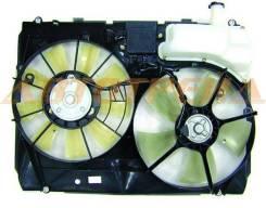Диффузор радиатора двойной в сборе LEXUS RX330/TOYOTA HARRIER 1MZ/3MZ 03-08