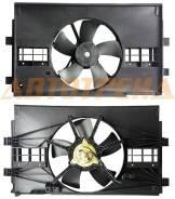Диффузор радиатора в сборе MITSUBISHI LANCER X 07- ST-MBW5-201-A0