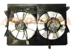Диффузор радиатора двойной в сборе TOYOTA OPA/PREMIO/ALLION/WISH/CALDINA 01- 1AZ