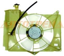 Диффузор радиатора в сборе TOYOTA VITZ/PLATZ/FUN CARGO/BB/PORTE/IST/PROBOX/SUCCEED 1/2NZ-FE 00-
