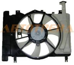 Диффузор радиатора в сборе TOYOTA VITZ/YARIS/RACTIS 1/2NZ 05-/IST 07-