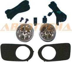 Туманка TOYOTA WISH 03- LH+RH комплект, с оправами и проводкой