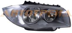 Фара BMW E87 04-06, правая передняя