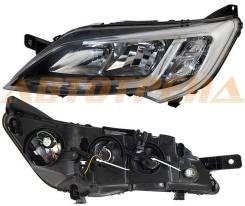 Фара CITROEN JUMPER/FIAT DUCATO/PEUGEOT BOXER 14- LH с электрокорректором