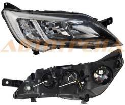 Фара CITROEN JUMPER/FIAT DUCATO/PEUGEOT BOXER 14- RH с электрокорректором