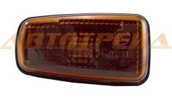Поворот в крыло CITROEN BERLINGO/PEUGEOT PARTNER 96-02 LH=RH желтый