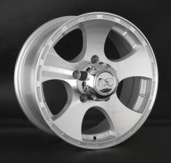 Light Sport Wheels LS 795. 7.0x16, 5x139.70, ET5, ЦО 108,5 мм.