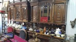 Рестоврация и ремонт любой Вашей мебели в том числе и антикварной .
