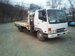 Mitsubishi Fuso Fighter. MMC Fuso Fighter 2002 г. Б/П без ПТС., 8 201 куб. см., 5 000 кг.