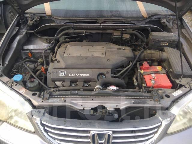 АКПП. Honda Odyssey, RA8 Двигатель J30A