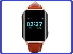Часы телефон GPS Smart Watch EW200 от Wonlex. Бесплатная доставка.
