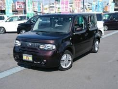 Nissan Cube. автомат, передний, 1.5, бензин, 23 000тыс. км, б/п. Под заказ