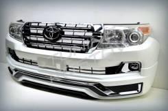 Кузовной комплект. Toyota Land Cruiser, GRJ200, UZJ200, URJ202, URJ202W, VDJ200, URJ200, UZJ200W