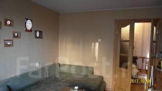 2-комнатная, улица Добровольского 23. Тихая, частное лицо, 48 кв.м.