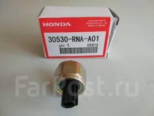 Датчик детонации. Honda: Accord, CR-V, Legend, Pilot, Accord Tourer, FR-V, Inspire, Stream, Civic, Crossroad Двигатели: J35Z2, K24Z2, K24Z3, N22B1, N2...