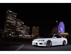 Nissan Silvia. механика, задний, 2.0, бензин, 98 000 тыс. км, б/п, нет птс. Под заказ