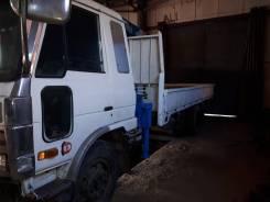 Nissan Diesel. Кран-борт , 6 925 куб. см., 5 000 кг., 9 м.