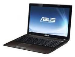 "Asus K53S. 15.6"", 2,4ГГц, ОЗУ 8192 МБ и больше, диск 320 Гб, WiFi, аккумулятор на 1 ч."