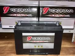 Yokohama Batteries. 95 А.ч., Прямая (правое), производство Корея