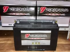 Yokohama Batteries. 95 А.ч., Обратная (левое), производство Корея