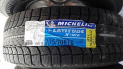 Michelin Latitude X-Ice. Зимние, без шипов, 2011 год, без износа, 4 шт