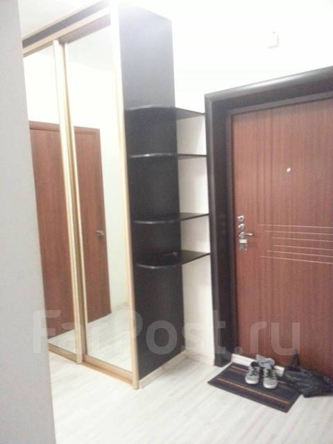 1-комнатная, улица Пушкина 47. Центральный, 40кв.м.