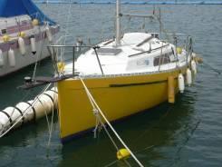 Парусная яхта Nora 21. Длина 6,40м., 1980 год год. Под заказ