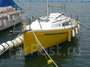 Парусная яхта Nora 21. Длина 6,40м., Год: 1980 год. Под заказ