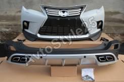 Обвес кузова аэродинамический. Toyota RAV4, ZSA42L, ZSA44L, XA40, ASA44L, ALA49L
