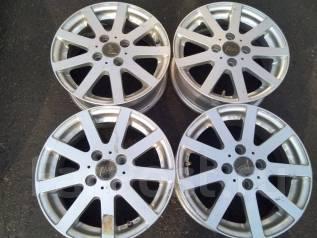 Продам комплект литья Б/У Япония R14 4x100 HZE. 5.0x14, 4x100.00, ET40