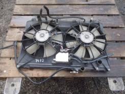 Радиатор охлаждения двигателя. Toyota Crown Majesta, JZS171 Toyota Crown, JZS171, JZS171W Двигатель 1JZGTE
