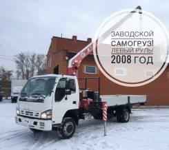 Isuzu. NQR75 2008 год заводской самогруз в Новосибирске, 5 200 куб. см., 5 000 кг.