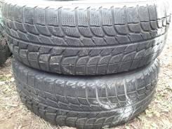 Michelin X-Ice. Всесезонные, износ: 30%, 2 шт
